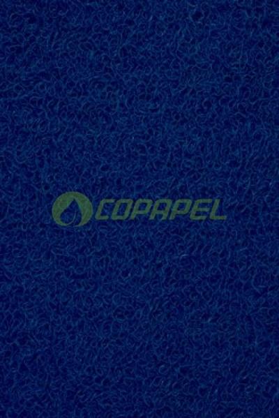 TAPETE 3M PRACTIK AZUL ROYAL 1,2M X 6,0M