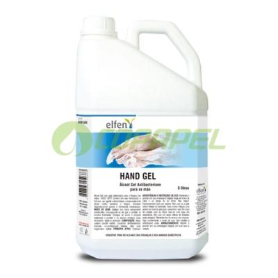 ÁLCOOL HAND GEL ELFEN 70 P/MÃOS 5L