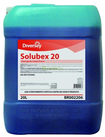 SOLUBEX 20 LIMPA PNEUS