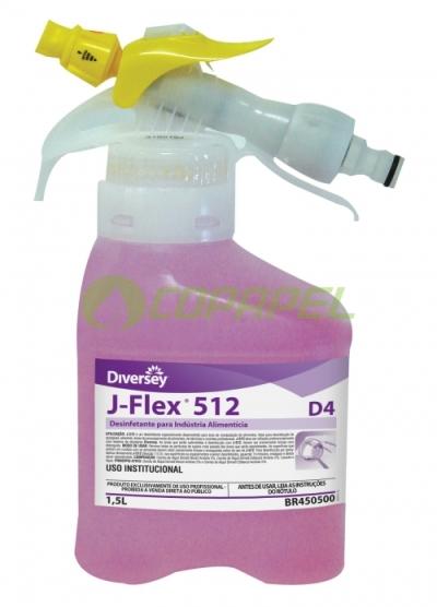 J-FLEX J-512 SANITIZANTE