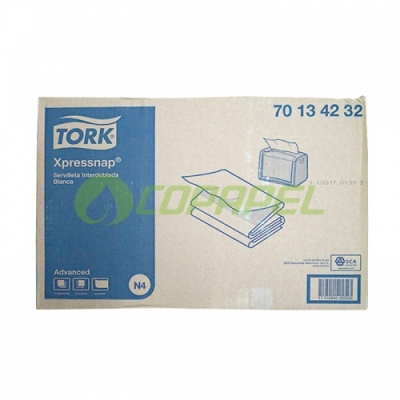 GUARDANAPO TORK ADVANCED XPRESSNAP